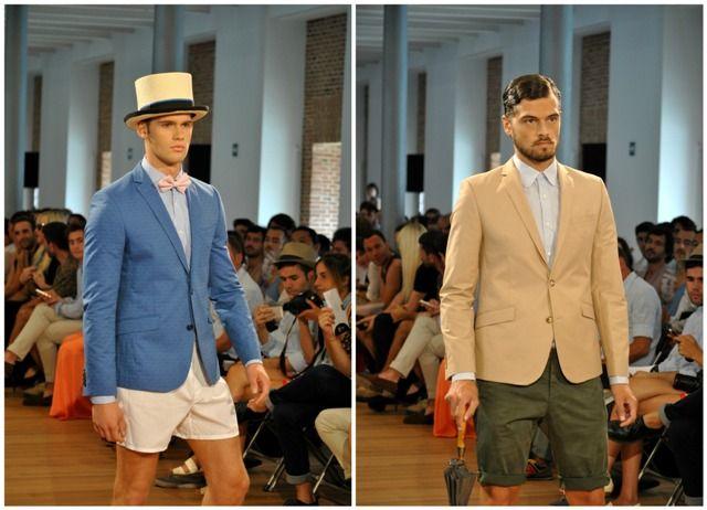 GARCIA MADRID SS 2014 GT Fashion Diary: Madrid Fashion Show Men SS 2014