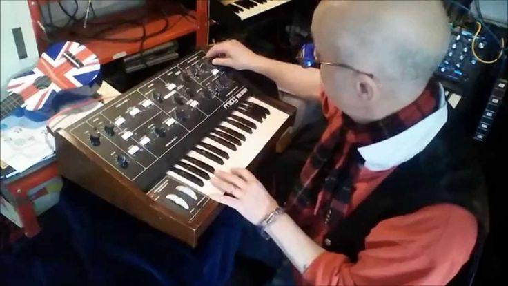 [video 21 min] How a Moog Prodigy works.  Kjartan Priscott