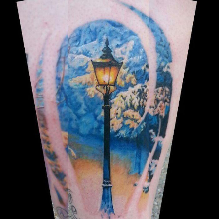 Narnia+Tattoo+ +Bored+Panda
