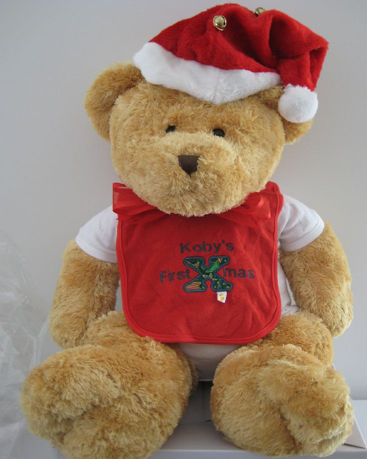 Personalised baby gifts for Christmas #personalisedchristmasgifts