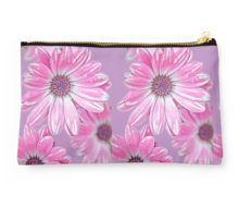Studio Pouch www.macsnapshot.com #studiopouch #redbubble #forher #pink #pinkflowers #macsnapshot