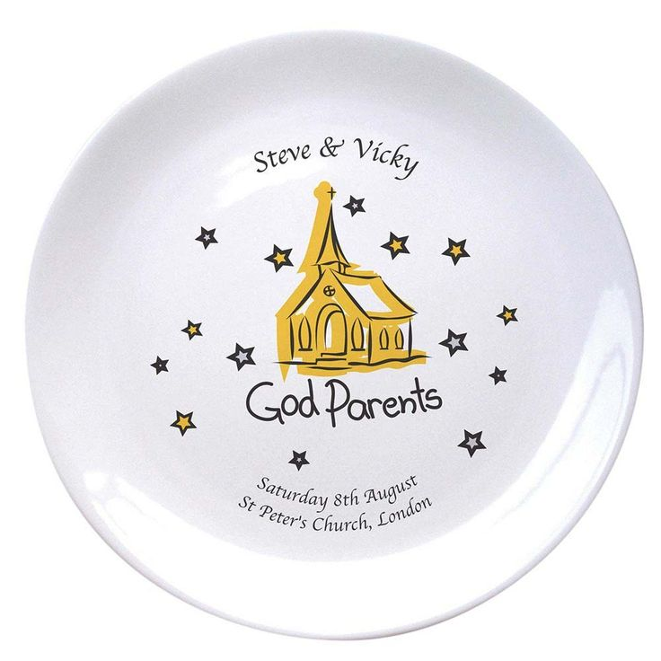 I Just Love It Personalised Church Christening Plate Personalised Church Christening Plate - Gift Details. A stunning gift for your Godchild or Godparent our Personalised Church Christening Plate can be used as a traditional dinner plate or hung on the http://www.MightGet.com/january-2017-11/i-just-love-it-personalised-church-christening-plate.asp