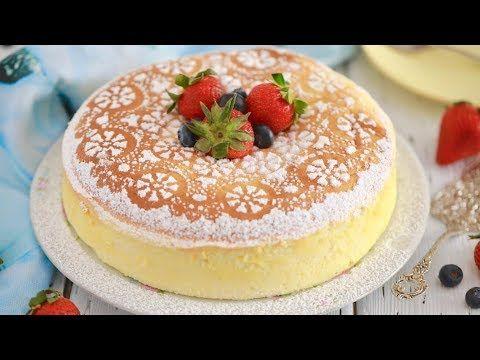 Japanese Cheesecake SIMPLIFIED! - Gemma's Bigger Bolder Baking
