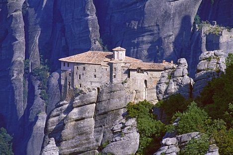 Am dying to take J and N to Greece and would love to see Meteora!