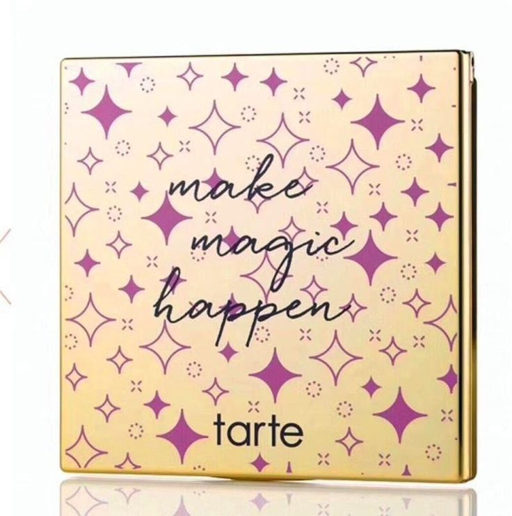 New Arrival T@rte Make Magic Happen 9 Colors Limited Edition Eyeshadow Palette  #Unbranded