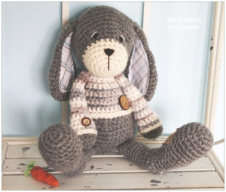 17 best images about zaj ci a ove ky bunnies and sheep on pinterest amigurumi tutorial. Black Bedroom Furniture Sets. Home Design Ideas