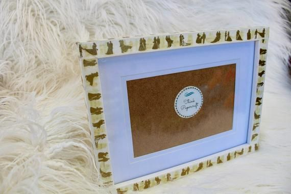Wedding Theme Decorated Photo Picture Frame 4x6 Inches 10x15 Cms Mount Or Frame 6x8 Inches 15x20 Cms Memory Keepsake Gift Photo Decor Photo Picture Frames Frame