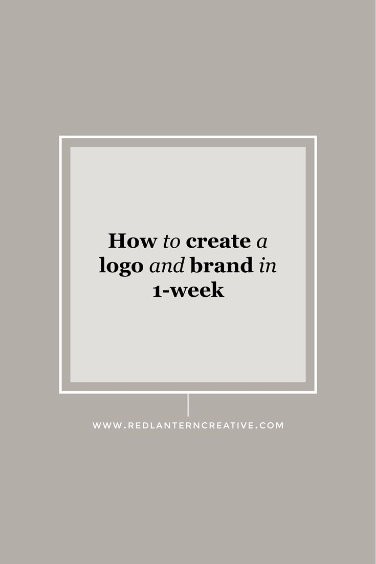 17 best ideas about create a logo logo design how to create a logo and brand in 1 week