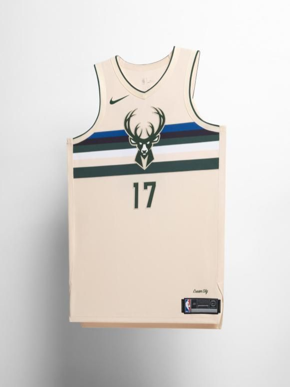new styles d55fc 1487c Nike and the NBA Release City Edition Uniforms | Sports ...
