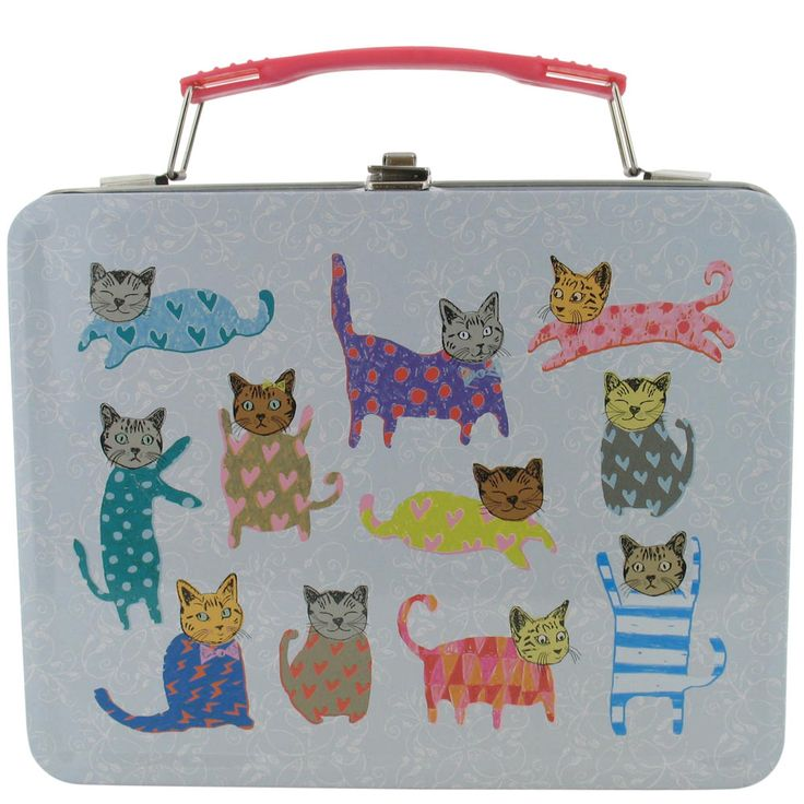 pushy cats carry case from Paperchase