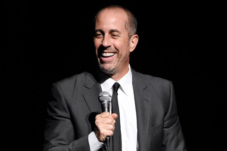 Jerry Seinfeld surprises fans at Judah Friedlander comedy show | Page Six
