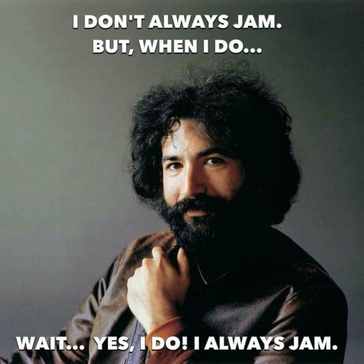 """the life and music of jerry garcia I can't honestly say that the grateful dead and their music has really touched my life one thought on """" the days between – jerry garcia."""
