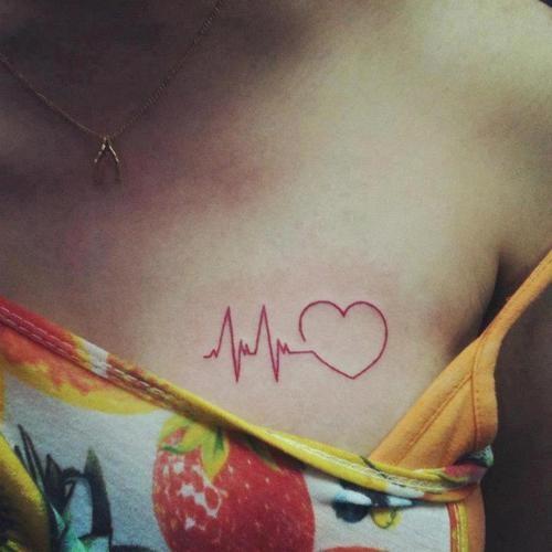 Fissura por coração