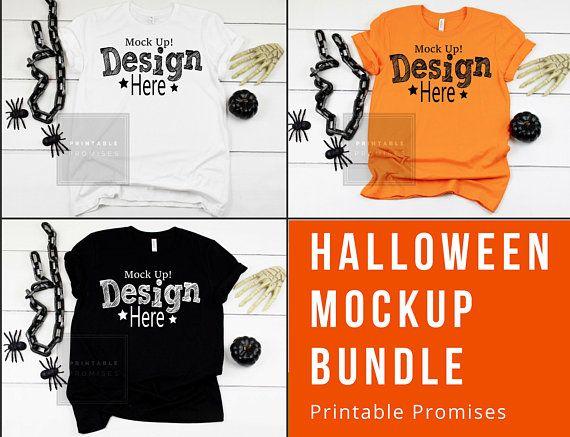 Download Free Halloween Shirt Mockup Halloween T Shirt Mockup Bundle Bella Canvas Psd Free Psd Mockups Shirt Mockup Tshirt Mockup Free Packaging Mockup