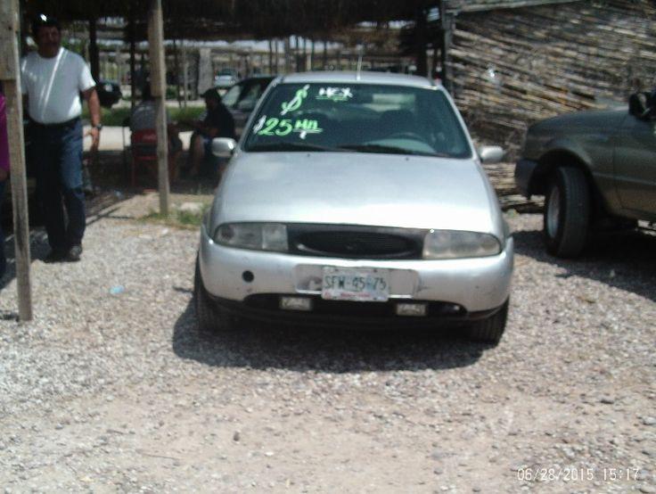 FORD Fiesta 1998 | Tianguis del Auto