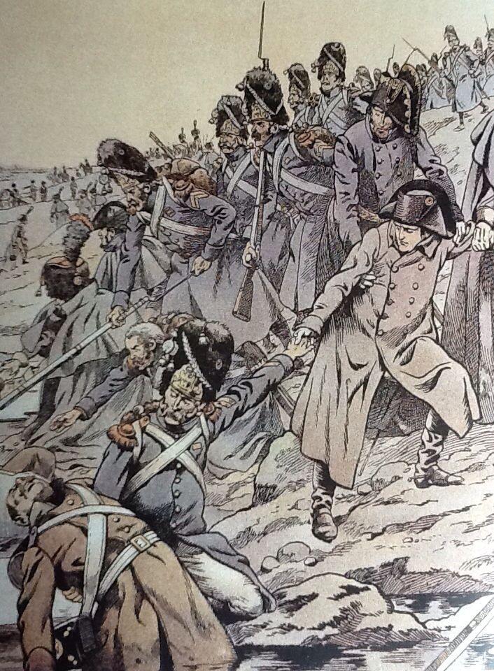 single men in bonaparte General napoleon bonaparte's italian campaign to unite those three states into a single north italian a total of 2,000 men bonaparte retired to.