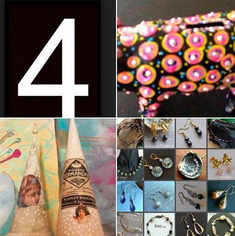 Find- og følg med hvor der er mere unika - billedkunst - designs mm hos www.CREATIVES.nu online julekalenderen her  https://www.facebook.com/events/213652179064001/  Vil du være en af de første der får adgang til vores designer & kunstner app der lanceres lige efter jul - hvor du dagligt er updatet og nemt kan komme i kontakt med den billedkunstner - tøjdesigner - smykkedesigner - keramiker - glaskunstner   så tilmeld dig nyhedsbrev på mail til hello@creatives.nu  SEND lidt næste…