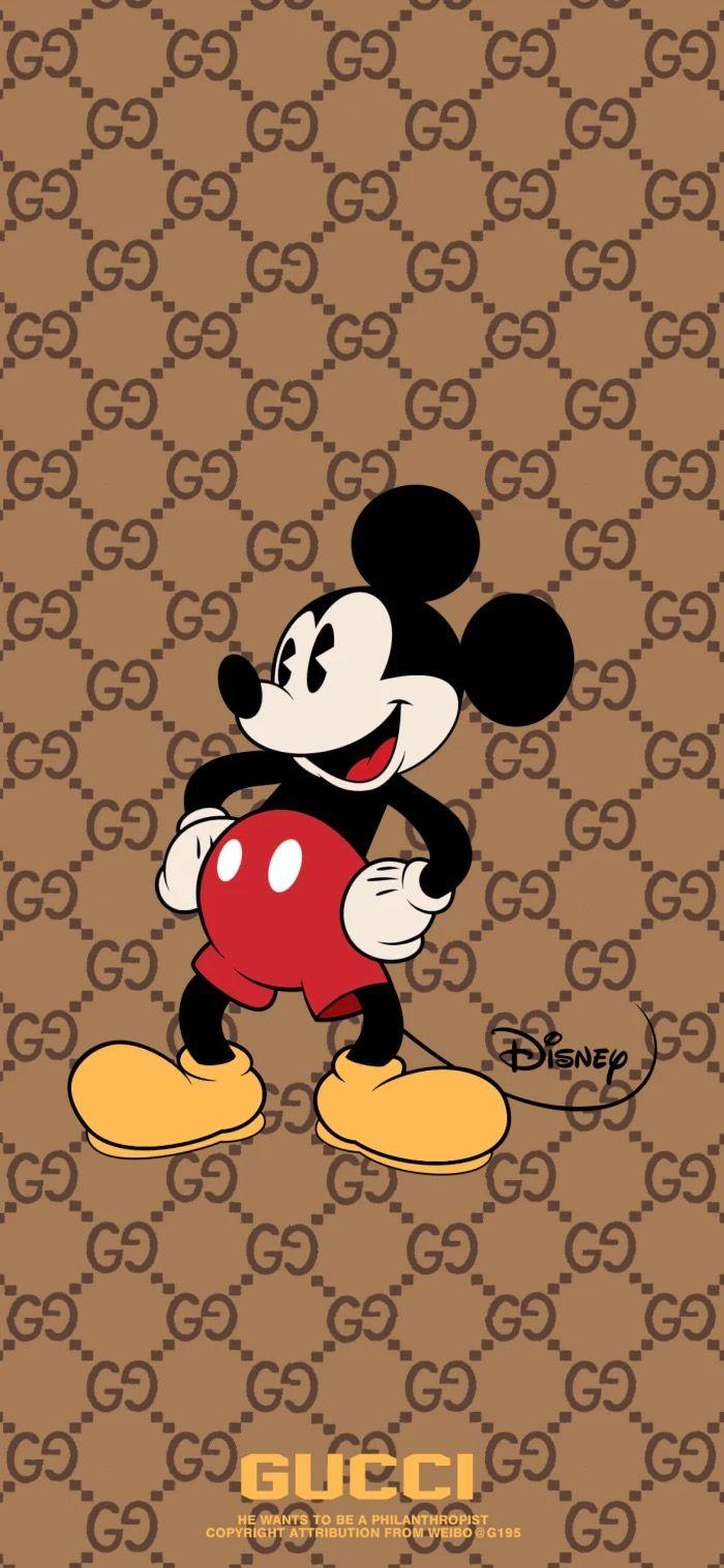 Pin By Pankeawป านแก ว On Mickey Minney In 2020 Cute Cartoon Wallpapers Cartoon Wallpaper Iphone Mickey Mouse Wallpaper
