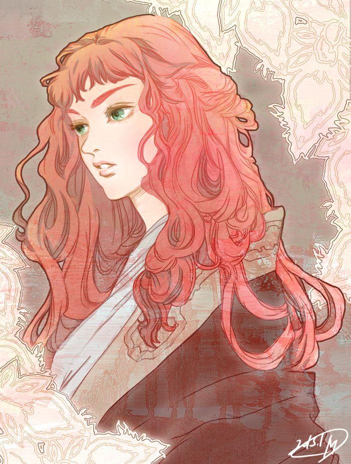 двенадцать королевств картинки цветы