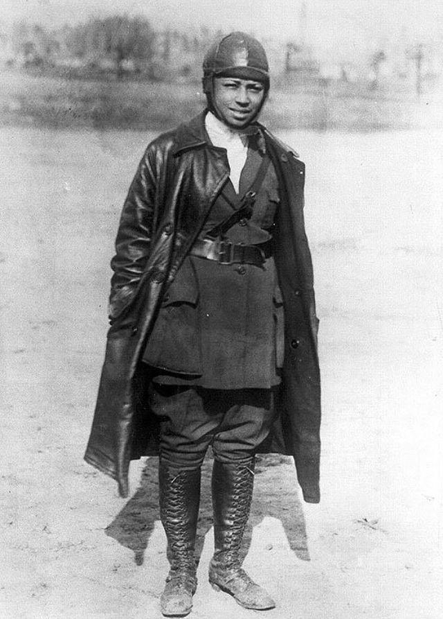 Famous Female Aviator 1920 David Simchi Levi
