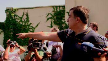 Саакашвили открывает доступ к закрытым пляжам Одессы | Head News