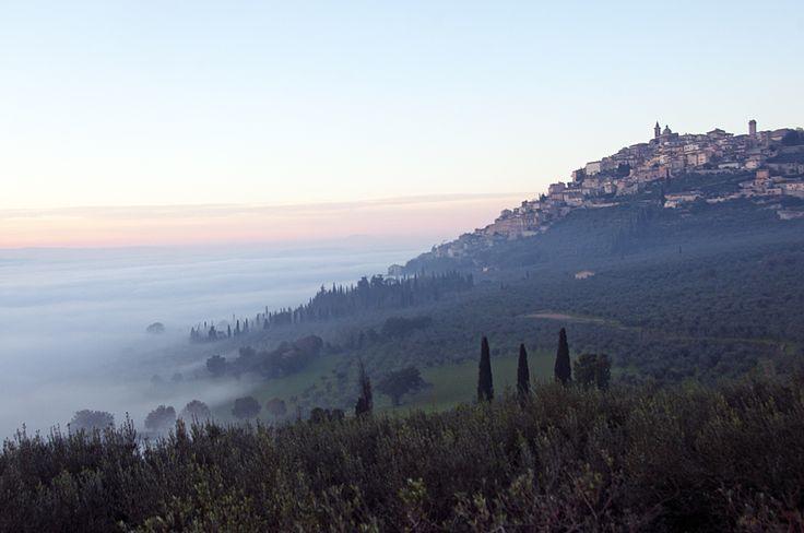 Trevi Umbria Italy