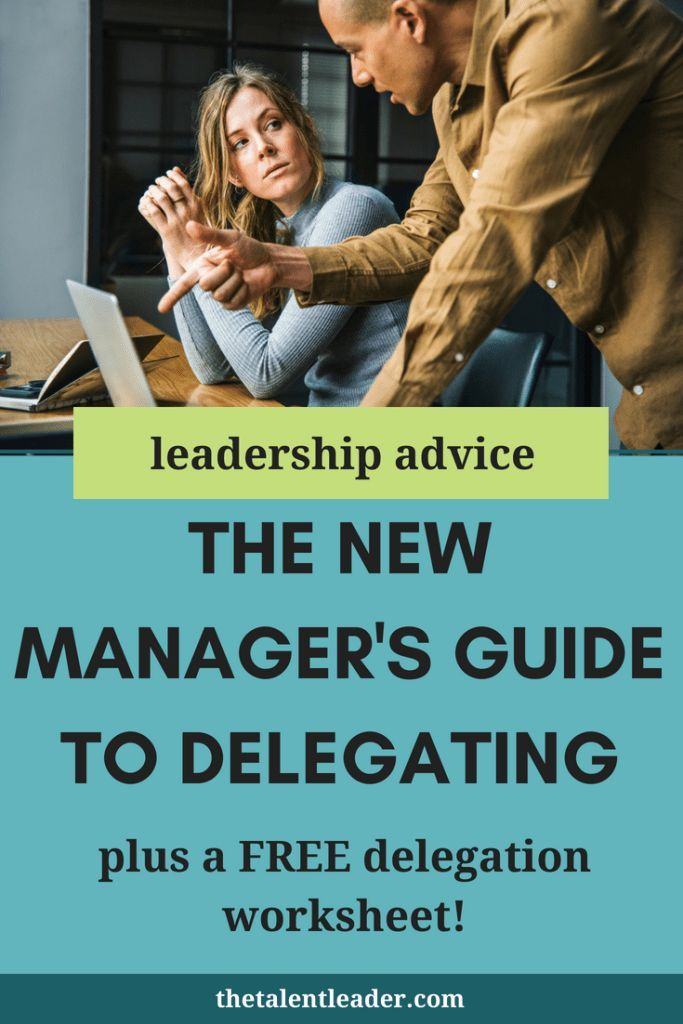 If youu0027re a new manager or leader
