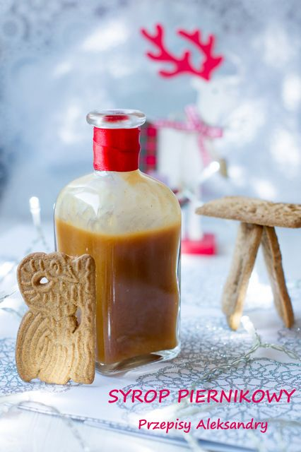 Recipes Alexandra: SYRUP GINGERBREAD FOR HOT CHOCOLATE, desserts and COFFEE