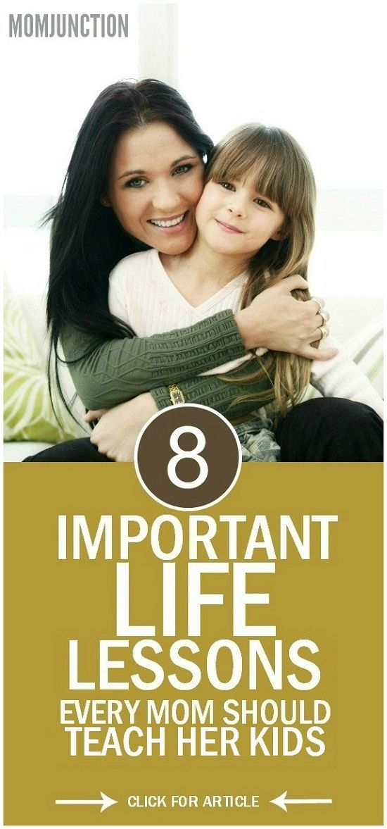 Life skills will not only make them strong, but also prepare them to face the world. There are plenty of life lessons that you can incorporate in your kids. Here we shall discuss about 8 good life lessons for kids in detail.