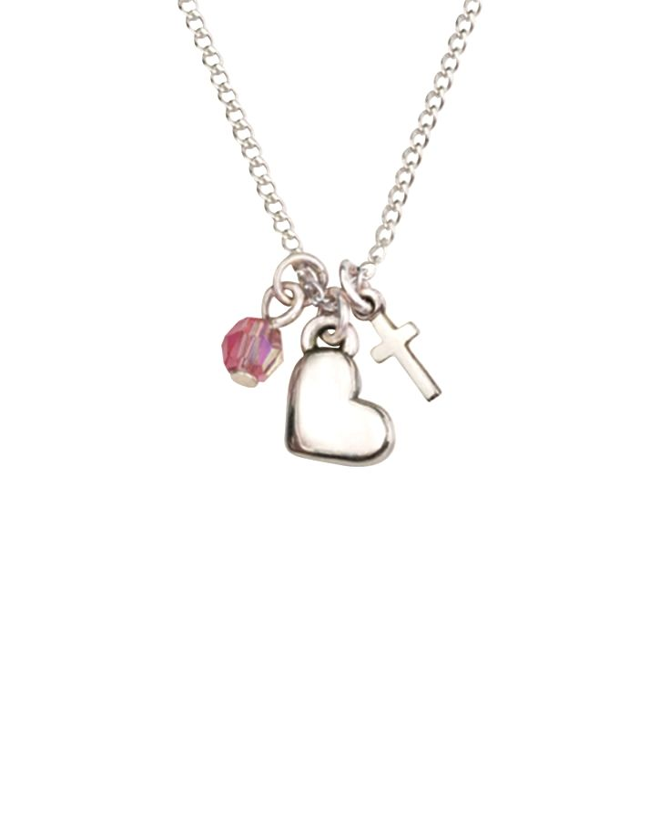 123 best Silver Cross Necklace images on Pinterest | Cross jewelry ...