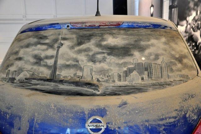 Dirty Car Drawings-20