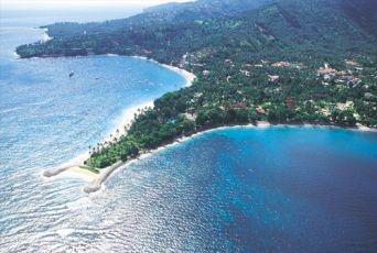 Lombok Sengiggi beach
