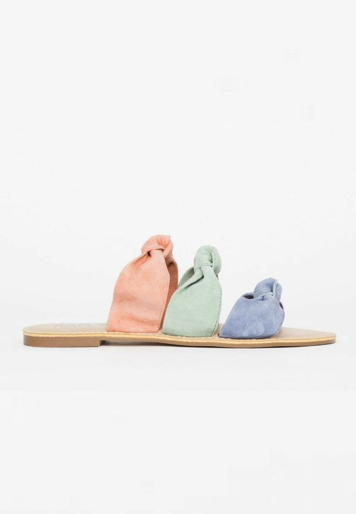 Hael and Jax - Bluebell Slides In Multi Colour