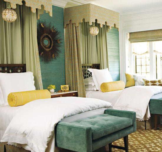 46 best seafoam green & blue bedrooms images on pinterest