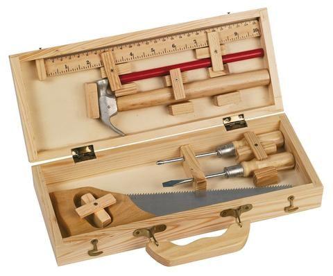 Moulin Roty - Small Tool Box Set