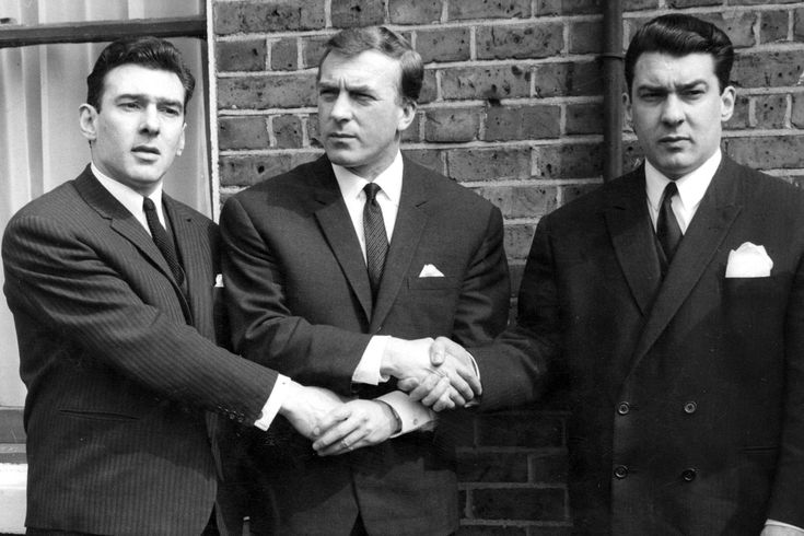 Have you seen the Kray biopic, Legend, starring Tom Hardy? Then read up on the criminal twins who ruled East London