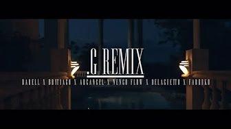 Demonia Baila - Bad Bunny ✘ Brytiago ✘ Jantony [Video Lyric] - YouTube