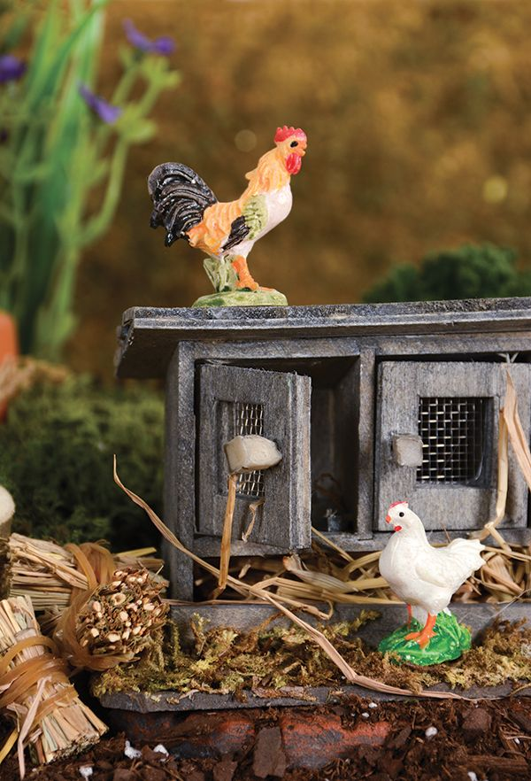 Find This Adorable Fairy Garden Accessory And More