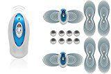Xcellent Global Wireless Elektrischer Puls Muskel Massagegerät Stimulation Toner Schmerz Management Entworfen mit 6 Massage-oder Toning-Modi, HG163