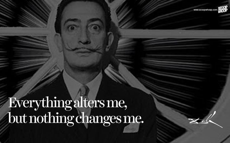 20 Salvador Dali Quotes That Give Us A Glimpse Into The Eccentric Genius's Mind