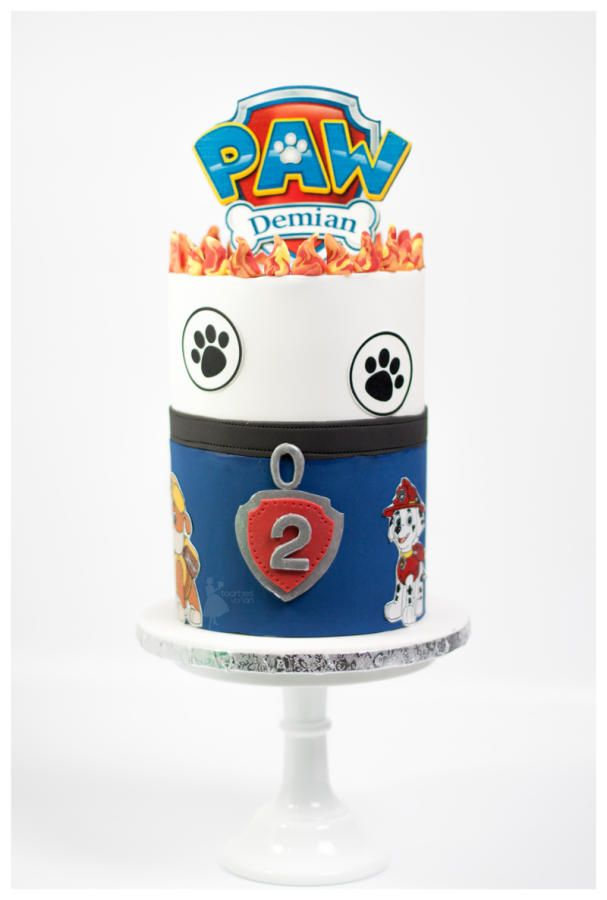 Cool cake for a cool kid by Taartjes van An (Anneke)