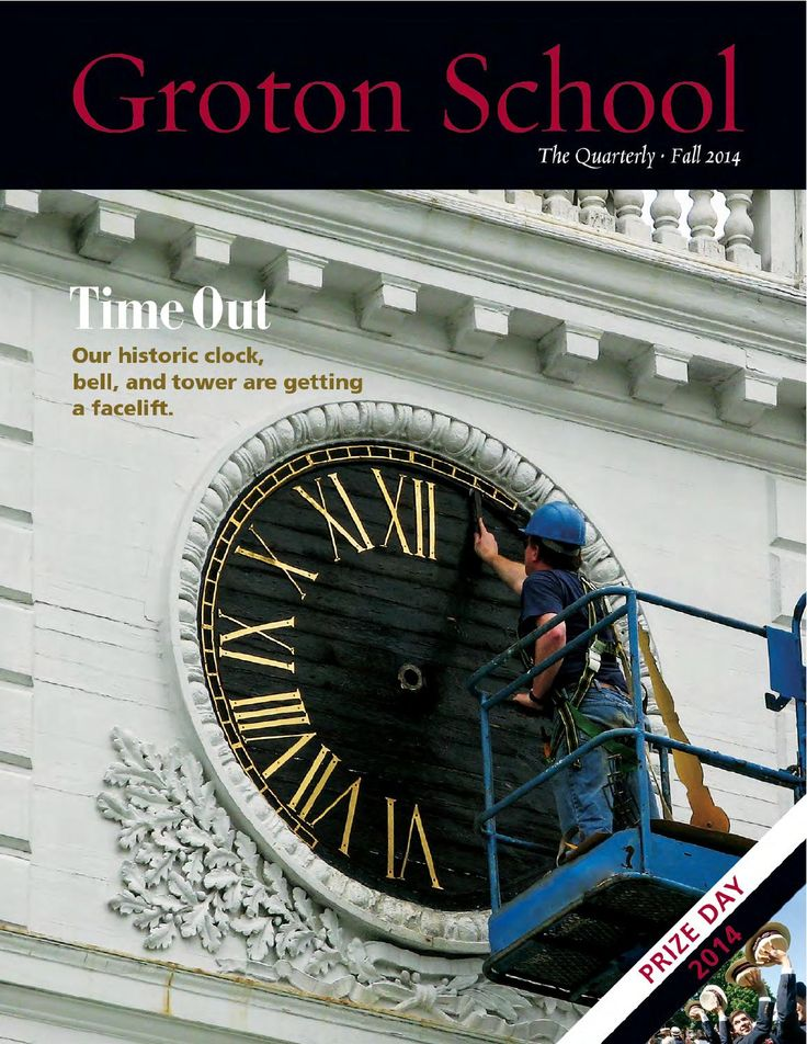 Groton School Quarterly, Fall 2014