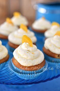 Pfirsich Muffins