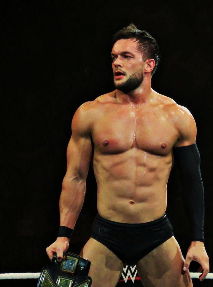 Finn Balor....a reason to watch wrestling