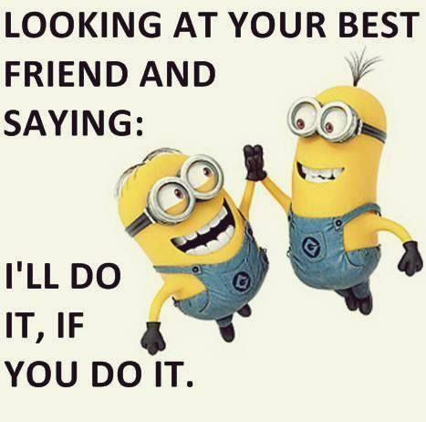 minion-quotes-best-friends | Minion Toys, Games, Figures | Worldwide ...