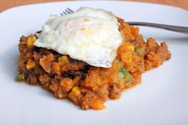 Mi Diario de Cocina | Charquicán | http://www.midiariodecocina.com/