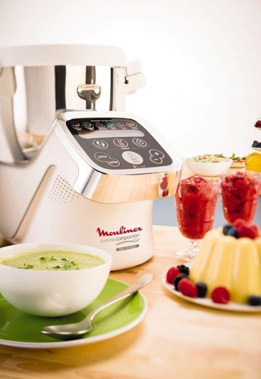 Ricette estive realizzate con Moulinex Cuisine Companion - Lisa Casali, blogger e autrice di libri, nonché esperta di eco cucina e della cucina senza sprechi ha realizzato e sperimentato 10 ricette con il nuovo Cusine Companion di Moulinex...