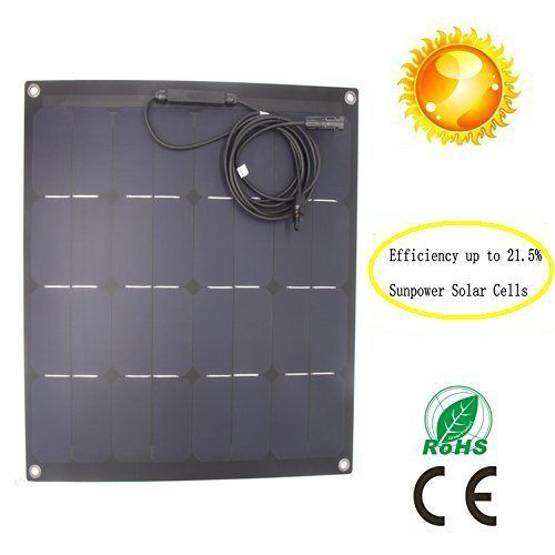 Greesonic Solar Panels Greesonic Sunpower Semi Flexible