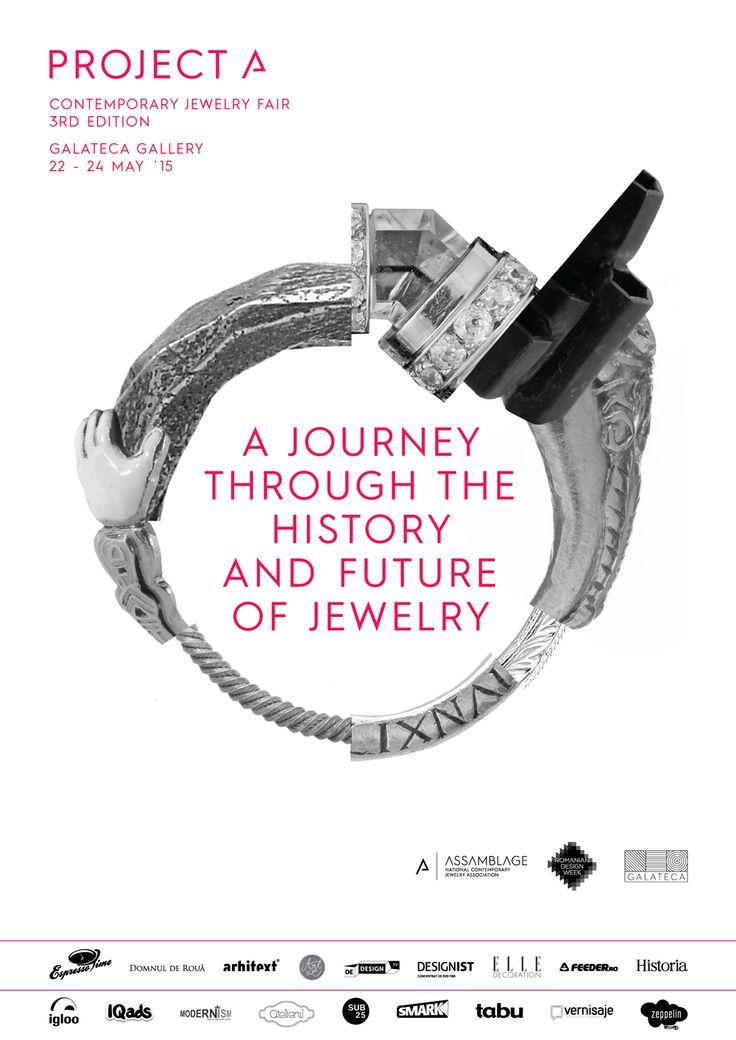 Tendintele anului 2015 in bijuterie – Expozitia Project A