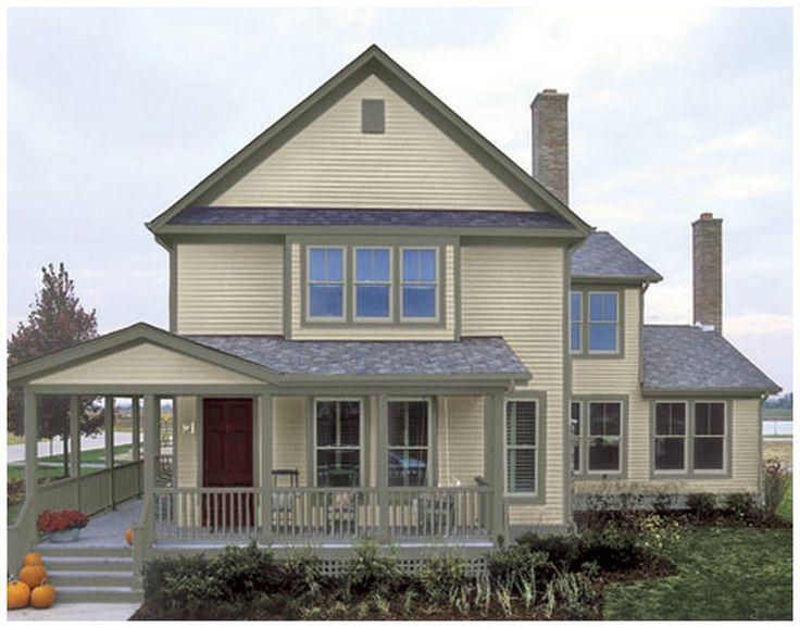 Mobile home exterior paint ideas ehow party invitations - Exterior paint color ideas for mobile homes ...